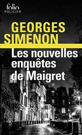 Les nouvelles enquetes de Maigret