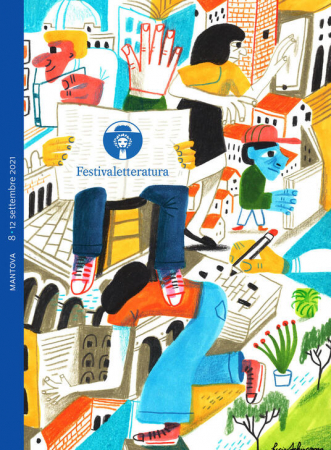 Festivaletteratura, Mantova 8-12 settembre 2021